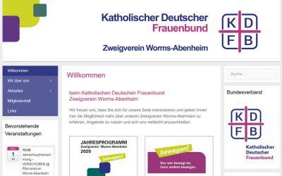 Digitaler Auftritt des Abenheimer Frauenbundes