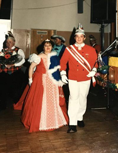 1. GdAV Prinzenpaar 1996