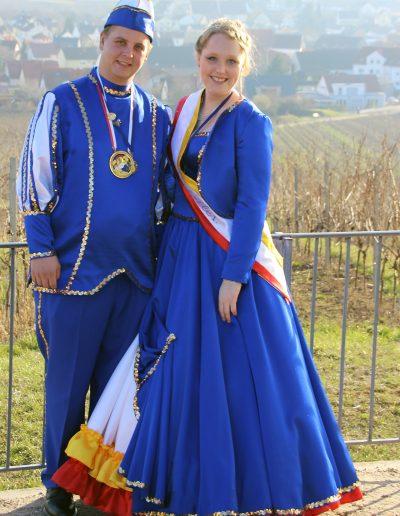GdAV Prinzenpaar 2021