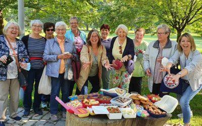 Frauenbund Abenheim im Luisenpark